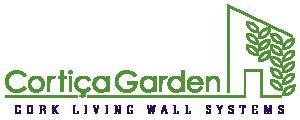 Cork Living Wall Systems | Cortiça Garden Logo